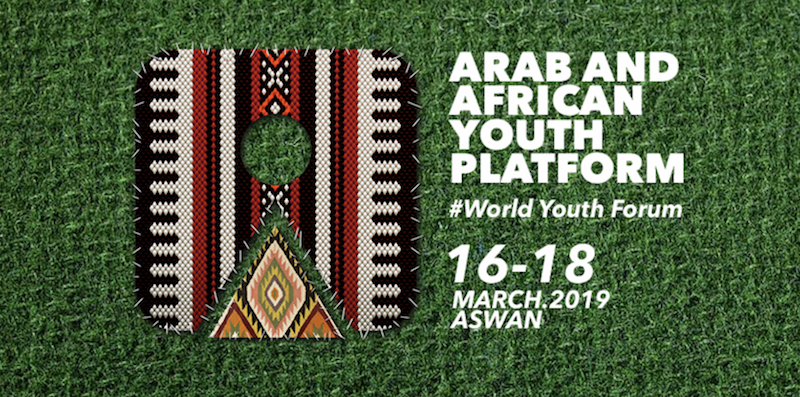 World Youth Forum Arab and African Youth Platform 2019